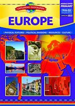 Europe af Evan-Moor Educational Publishers