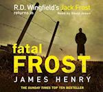 Fatal Frost af David Jason, James Henry