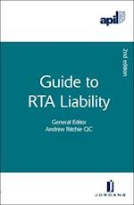 APIL Guide to RTA Liability af Andrew Ritchie