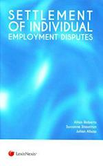 Settlement of Individual Employment Disputes