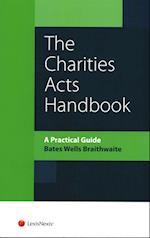 Charities Acts Handbook, The