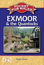Pocket Pub Walks: Exmoor & The Quantocks (Pocket Pub Walks)