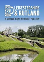 Pocket Pub Walks Leicestershire & Rutland (Pocket Pub Walks)