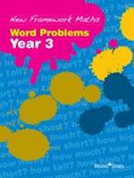 New Framework Maths: Year 3: Word Problems (New Framework Maths)