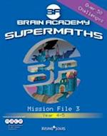 Brain Academy Supermaths File 3 (Brain Academy)
