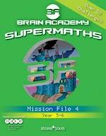 Brain Academy Supermaths File 4 (Brain Academy)