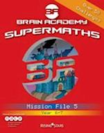 Brain Academy Supermaths File 5 (Brain Academy)