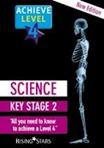 Achieve Level 4 Science Revision Book (Achieve)