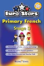 Euro Stars French Stage 3 (Euro Stars Primary French)