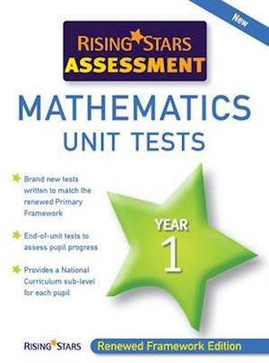 Rising Stars Assessment Maths Unit Tests Year 1