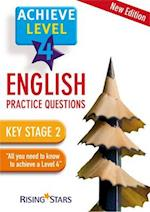 Achieve Level 4 English Practice Questions (Achieve)