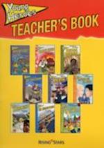 Young Heroes Teacher's Book (Young Heroes)