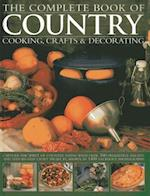 The Complete Book of Country Cooking, Crafts & Decorating af Emma Summer