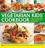 Vegetarian Kids Cookbook