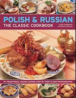 Polish & Russian the Classic Cookbook af Lesley Chamberlain