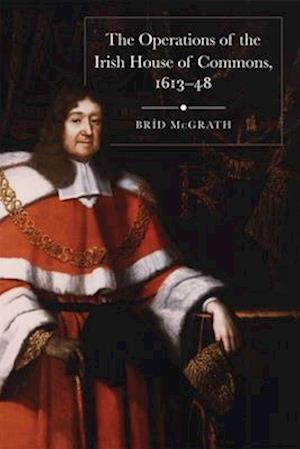 The operations of the Irish House of Commons, 1613-48