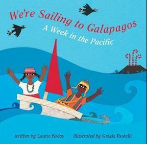 We`re Sailing to Galapagos