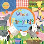 Who's in the Farmyard? (Peek-a-boo-book!)