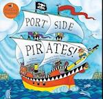 Port Side Pirates af Mark Collins, Oscar Seaworthy, Debbie Harter