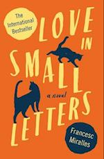 Love in Small Letters af Francesc Miralles