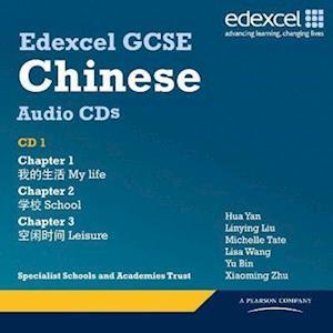 Edexcel GCSE Chinese Audio CD 1