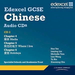 Edexcel GCSE Chinese Audio CD 2