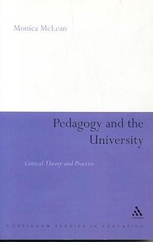 Pedagogy and the University