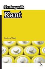 Starting with Kant af Andrew Ward