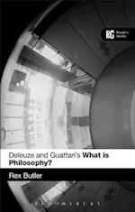 Deleuze and Guattari's 'What is Philosophy?' (Reader's Guides)