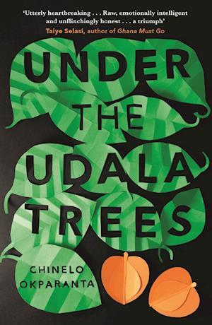 Bog, paperback Under the Udala Trees af Chinelo Okparanta
