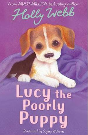 Lucy the Poorly Puppy