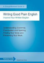 Writing Good Plain English