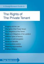 Rights Of The Private Tenant af Roger Sproston