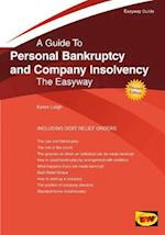 Easyway Guide to Personal Brankruptcy and Company Insolvency af Karen Leigh