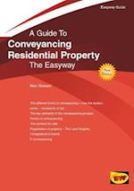 Conveyancing Residential Property
