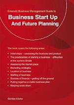Business Start Up and Future Planning