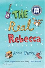 Real Rebecca af Anna Carey
