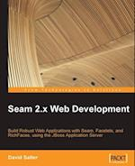 Seam 2.x Web Development af David Salter
