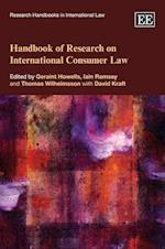Handbook of Research on International Consumer Law (Research Handbooks in International Law Series)
