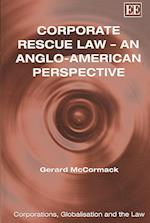 Corporate Rescue Law af Gerard McCormack