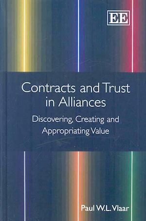 Contracts and Trust in Alliances