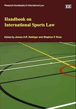 Handbook on International Sports Law (Research Handbooks in International Law Series)