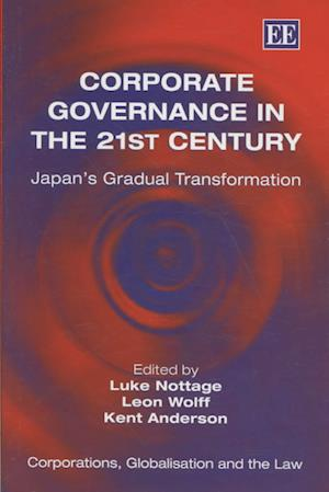 Corporate Governance in the 21st Century