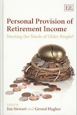 Personal Provision of Retirement Income