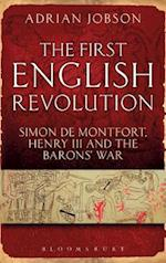 The First English Revolution af Adrian Jobson