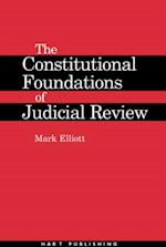 Constitutional Foundations of Judicial Review