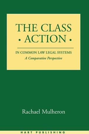 Class Action in Common Law Legal Systems