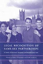 Legal Recognition of Same-Sex Partnerships