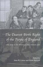 Dearest Birth Right of the People of England