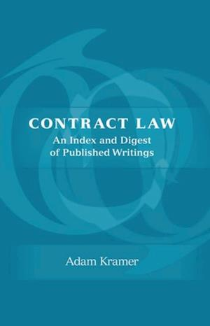 Contract Law af Adam Kramer